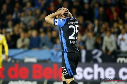 Le Club s'impose in extremis face à Lokeren