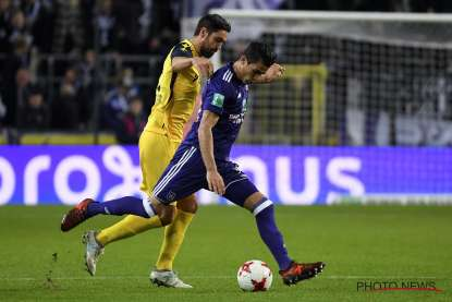 Poulain replaced Decarli in defence