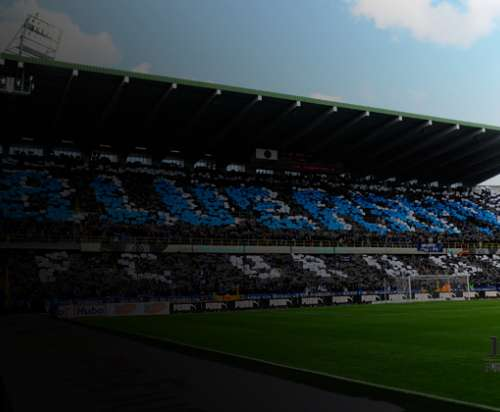This afternoon at 2.30 pm: Cercle Brugge - Club Brugge