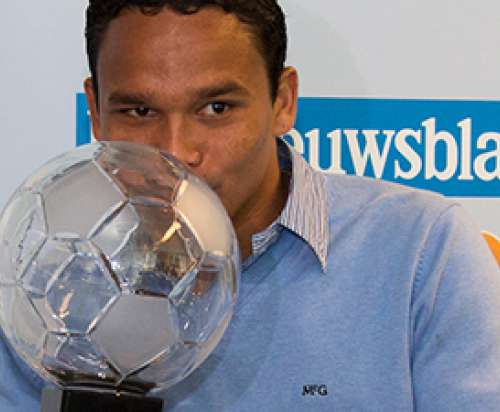 Carlos Bacca Pro footballer of the Year