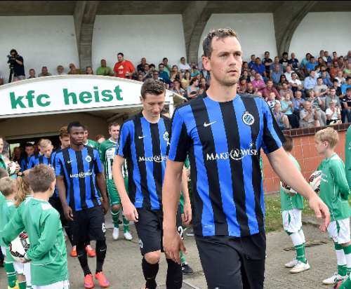 Club Brugge agree Tom De Sutter agreement in principle