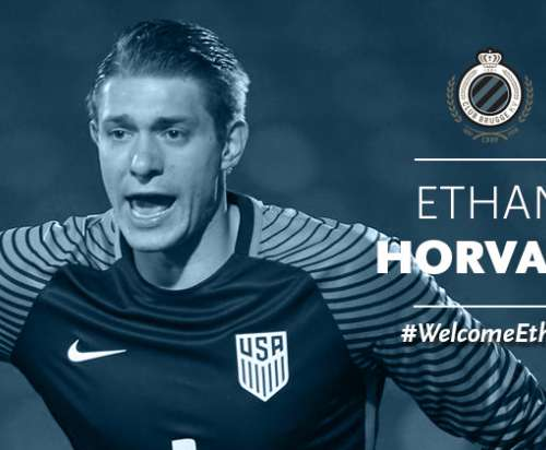 Ethan Horvath joins Club Brugge