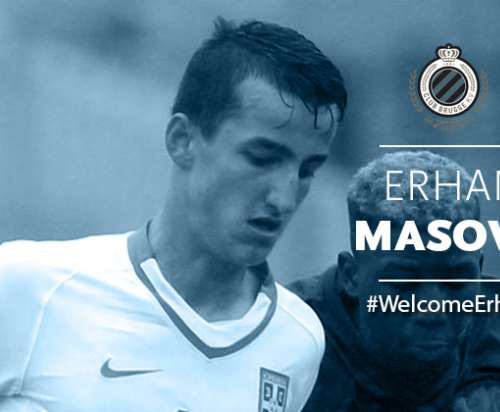 Erhan Masovic to join Club Brugge